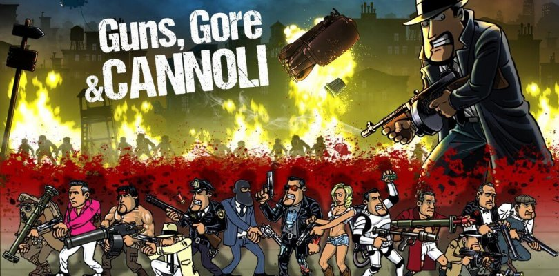 Guns, Gore and Cannoli 2 - Download Full PC Game