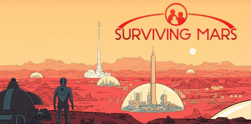 Surviving Mars - Download Free Game + Crack
