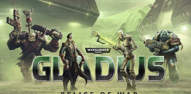 Warhammer 40,000: Gladius – Relics of War – Download Full Unlocked PC Game + Crack