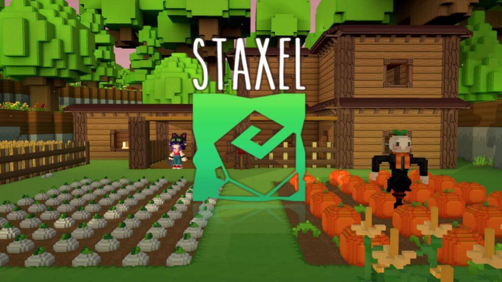 Staxel Crack + Full Game Download PC