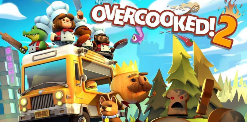 Overcooked 2 – Download Full Game + Crack + Torrent | PC FREE