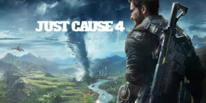Just Cause 4 – PC Download Free + Crack