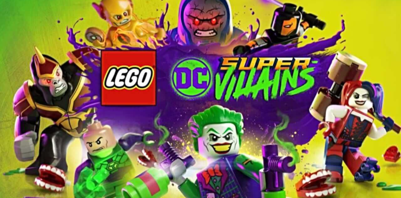 LEGO DC Super-Villains – Crack 3DM + Full PC Game Download