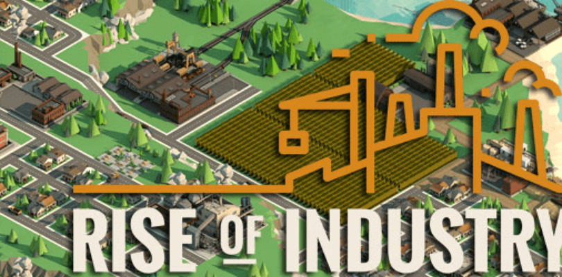 Download Rise of Industry Crack + Torrent