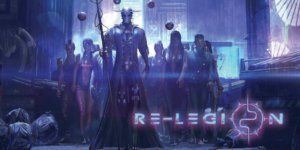 Re-Legion – Download + Crack