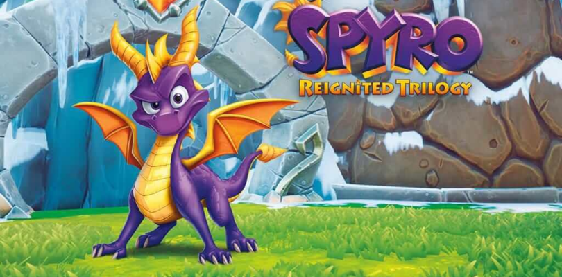 Spyro Reignited Trilogy – Download PC Game Free – Crack CPY/3DM