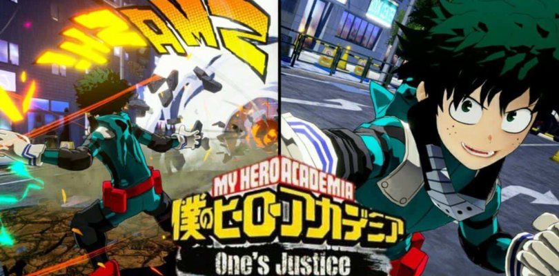 My Hero One's Justice PC Download + Crack