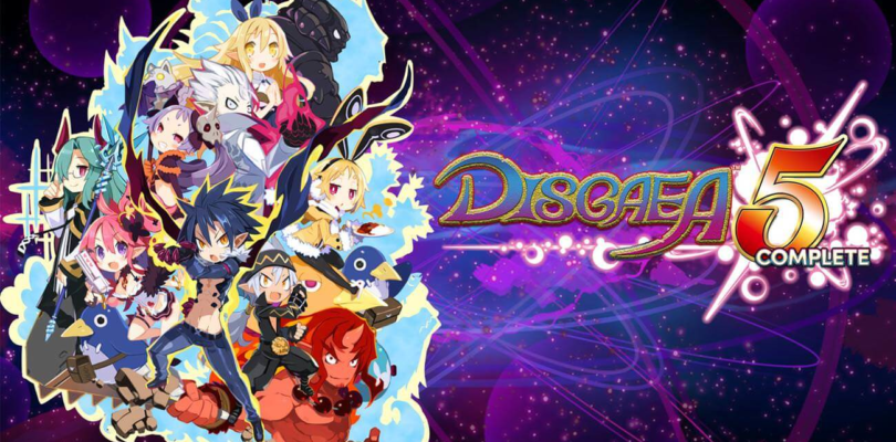 Disgaea 5 Complete – Download PC Game + Crack