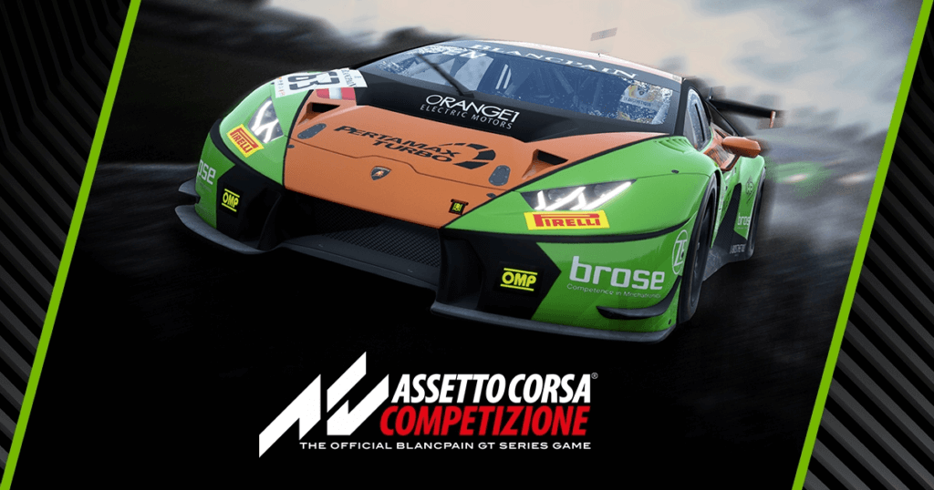 Assetto Corsa Competizione – PC Version – Download + Crack