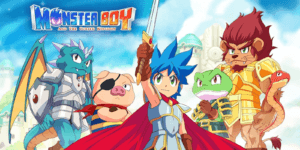 Monster Boy and the Cursed Kingdom – Download Full Game + Crack + Torrent | PC FREE
