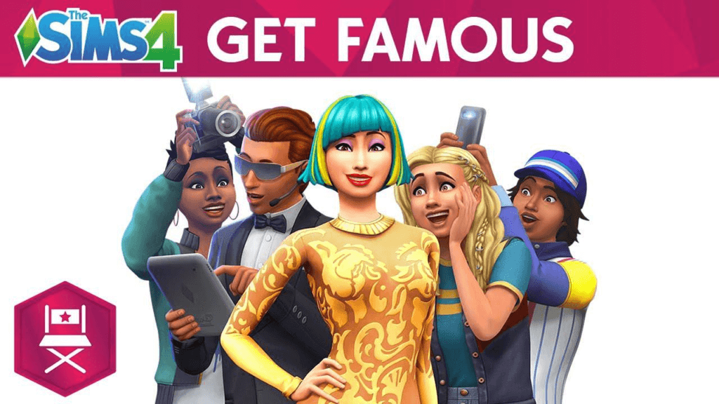 The Sims 4: Get Famous – Download DLC + Crack