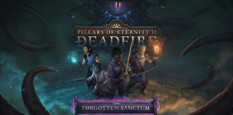 Pillars of Eternity II: Deadfire – The Forgotten Sanctum | DLC Cracked Download