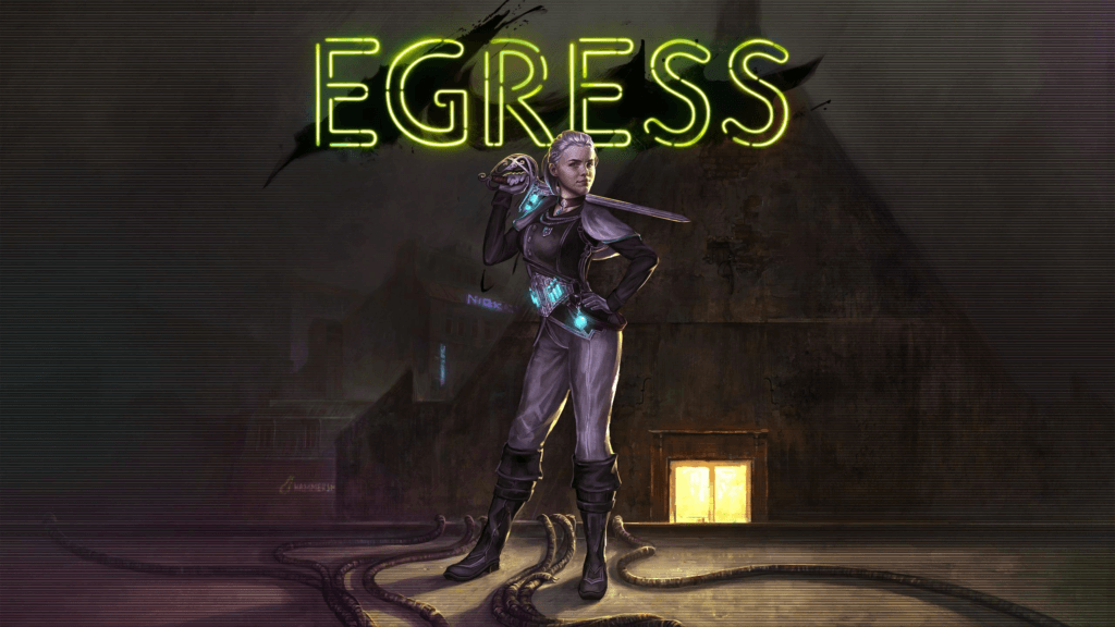 Egress – Crack 3DM Download