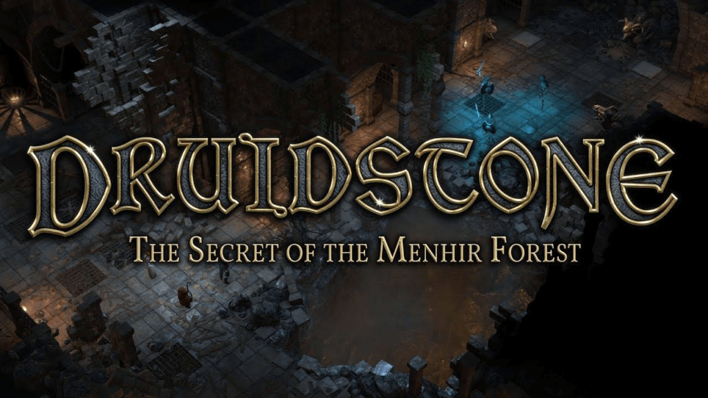 Druidstone: The Secret of the Menhir Forest – Crack 3DM Download