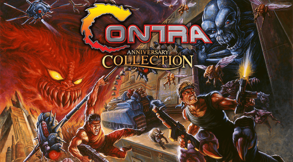 Download Contra Anniversary Collection Crack + Torrent