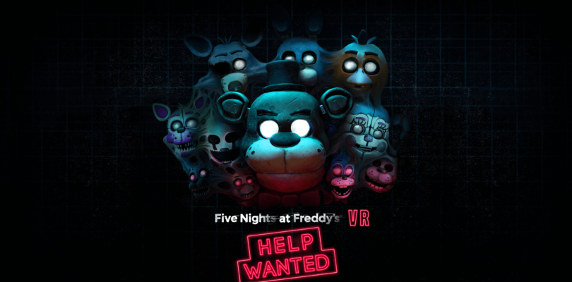 FIVE NIGHTS AT FREDDY'S VR: HELP WANTED – PC Download Full Game + Crack