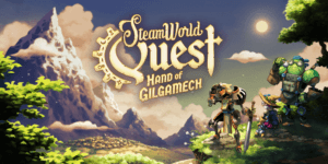 SteamWorld Quest: Hand of Gilgamech Download PC Game + Crack 3DM
