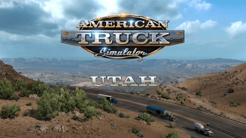 American Truck Simulator: Utah – Crack 3DM + Download