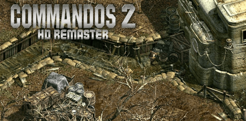 Commandos 2: HD Remaster – Download Full Game + Crack + Torrent | PC FREE