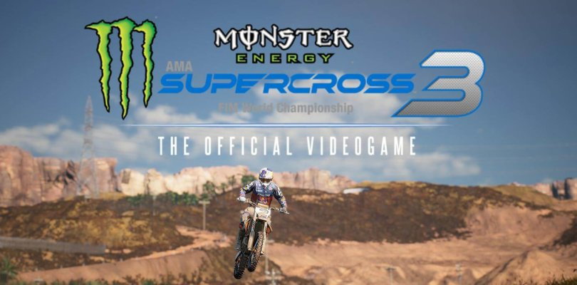 Monster Energy Supercross 3 – Download PC Full Version Game + Crack