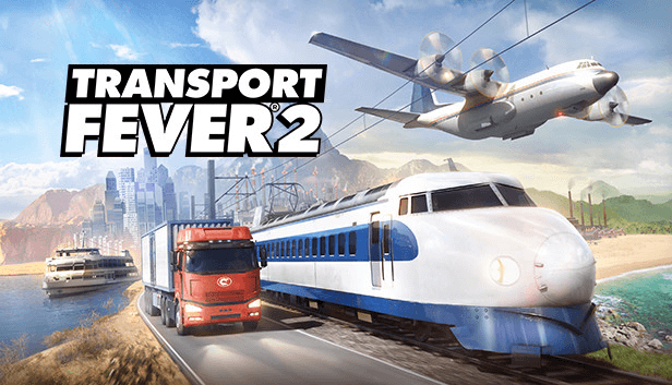 Transport Fever 2 – Download PC + Crack