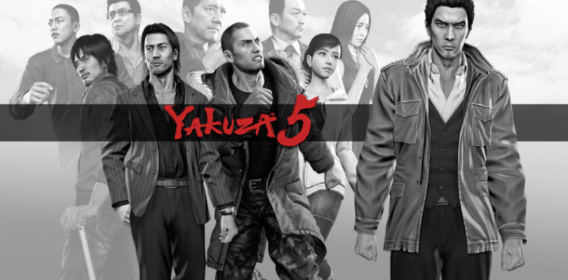 Yakuza 5 Remastered – Download Full Unlocked PC Game + Crack