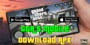 GTA 5 Mobile Version Download on Android & iOS Devices