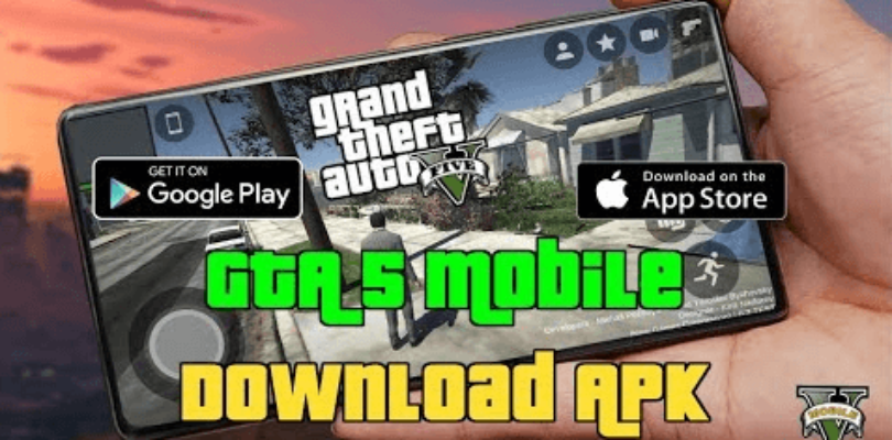 gta 5 for mobile 3dm