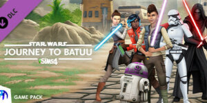 The Sims 4 Star Wars Journey to Batuu 3DM Cracked Download DLC