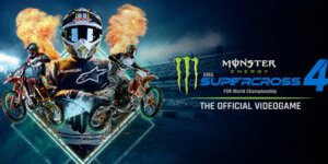 Monster Energy Supercross: The Official Videogame 4 Download Full Version PC