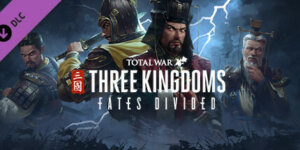 Total War: Three Kingdoms – Fates Divided DLC Download + Crack [3DM]