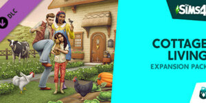 The Sims 4: Cottage Living DLC Download Free + Crack & Torrent